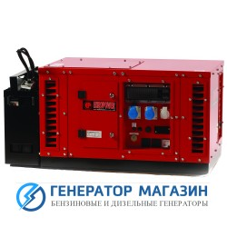 Бензиновый генератор EuroPower EPS 6000 E - фото 1